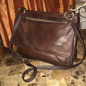 Leather Co Liz Claiborne Bag Excellent Condition!